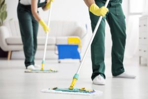 How to hire the right cleaning company